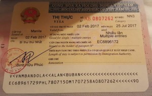 vietnam visa length of stay