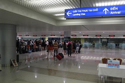 Emergency visa to Vietnam for Saint Helena Islands passport holders