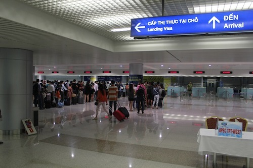 Emergency visa to Vietnam for Senegal passport holders