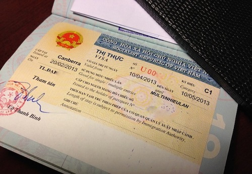 Emergency visa to Vietnam for Somalia passport holders