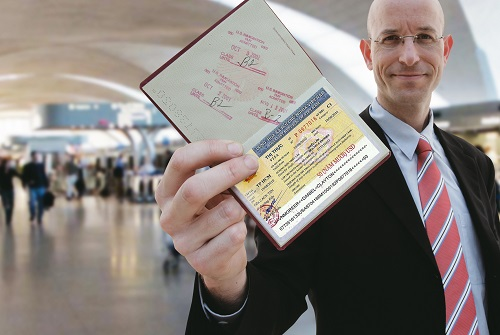 Emergency visa to Vietnam for Western Sahara passport holders