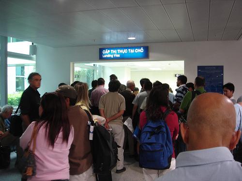 Làm thế nào để có được thị thực Việt Nam tại Việt Nam vào cuối tuần hoặc ngày lễ?