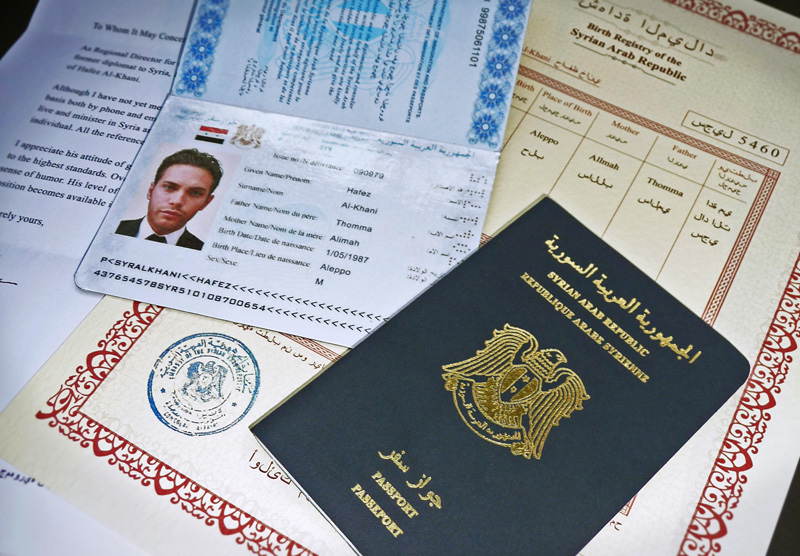 Vietnam Evisa For Syria Passport Holders