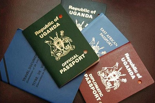 uganda visa application form pdf