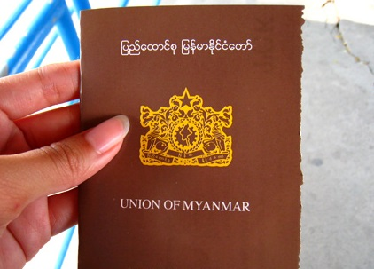 Vietnam visa fee for Burma citizens