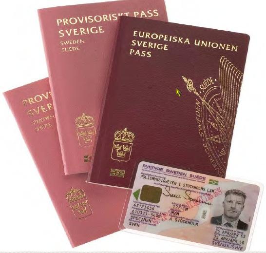how to get swedish passport