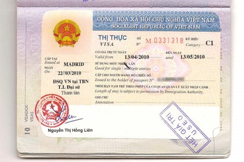 Vietnam visa online for Wallis and Futuna passport holders