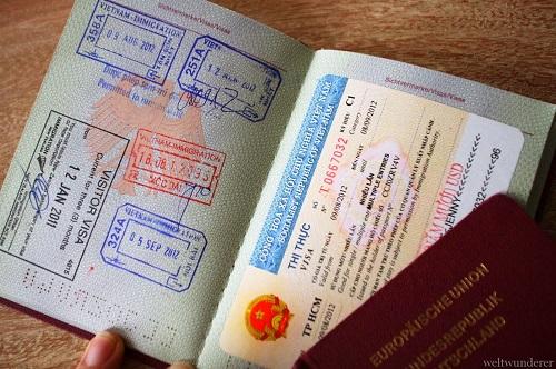 Vietnam visa online for Yemen passport holders